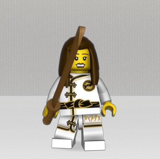 Playing with the LEGO Life app. Fun! #lego #legominifigures #digitallego #afol
